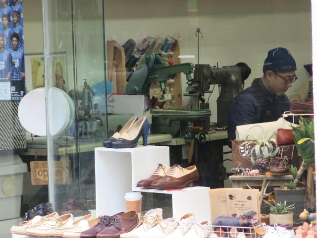 手作り靴屋さん
